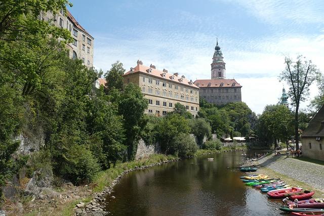 Zámecké divadlo Český Krumlov