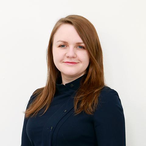 Realitní makléřka Iryna Zotenko