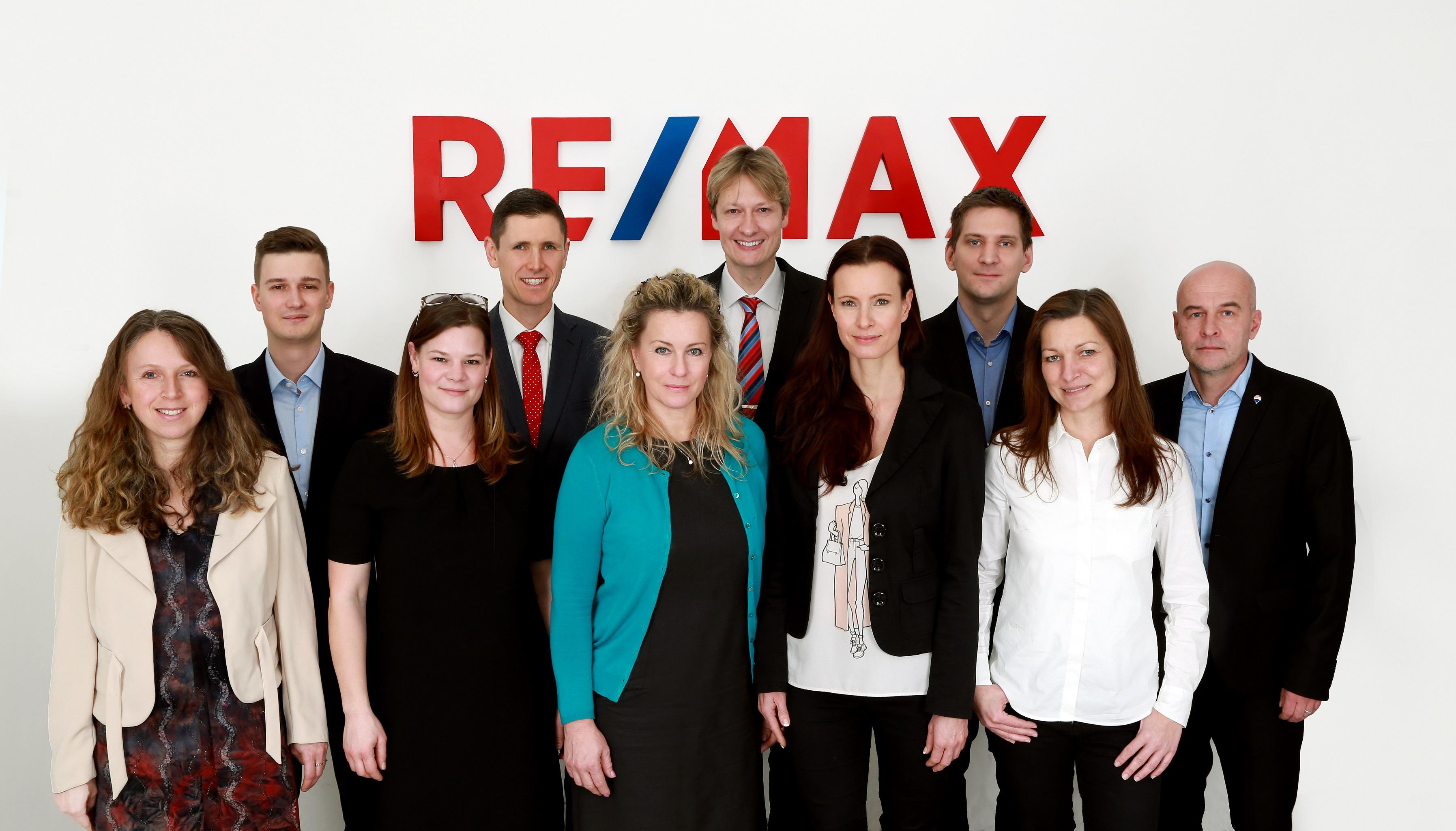Makléři RE/MAX Search