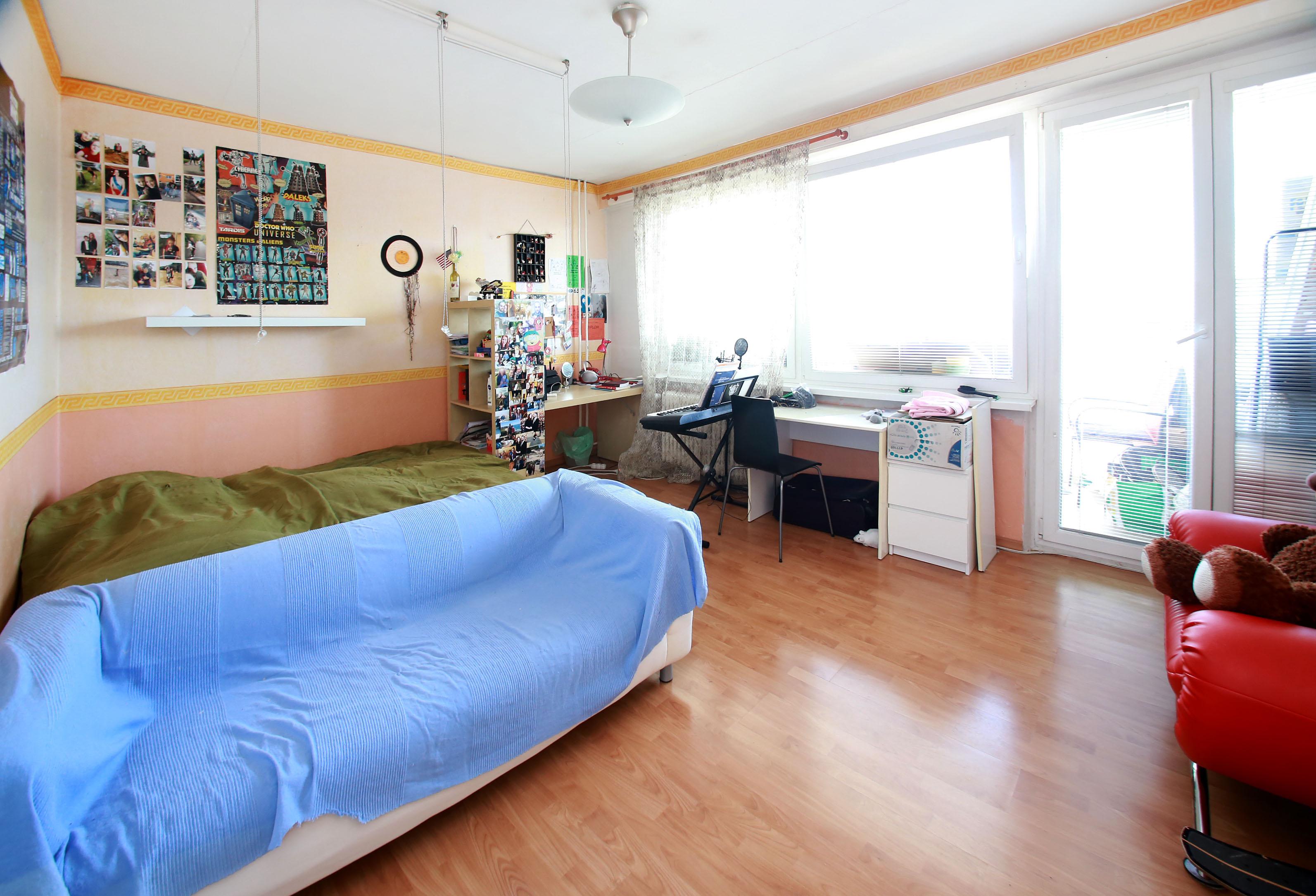 Prodej bytu s lodžií - Čimice