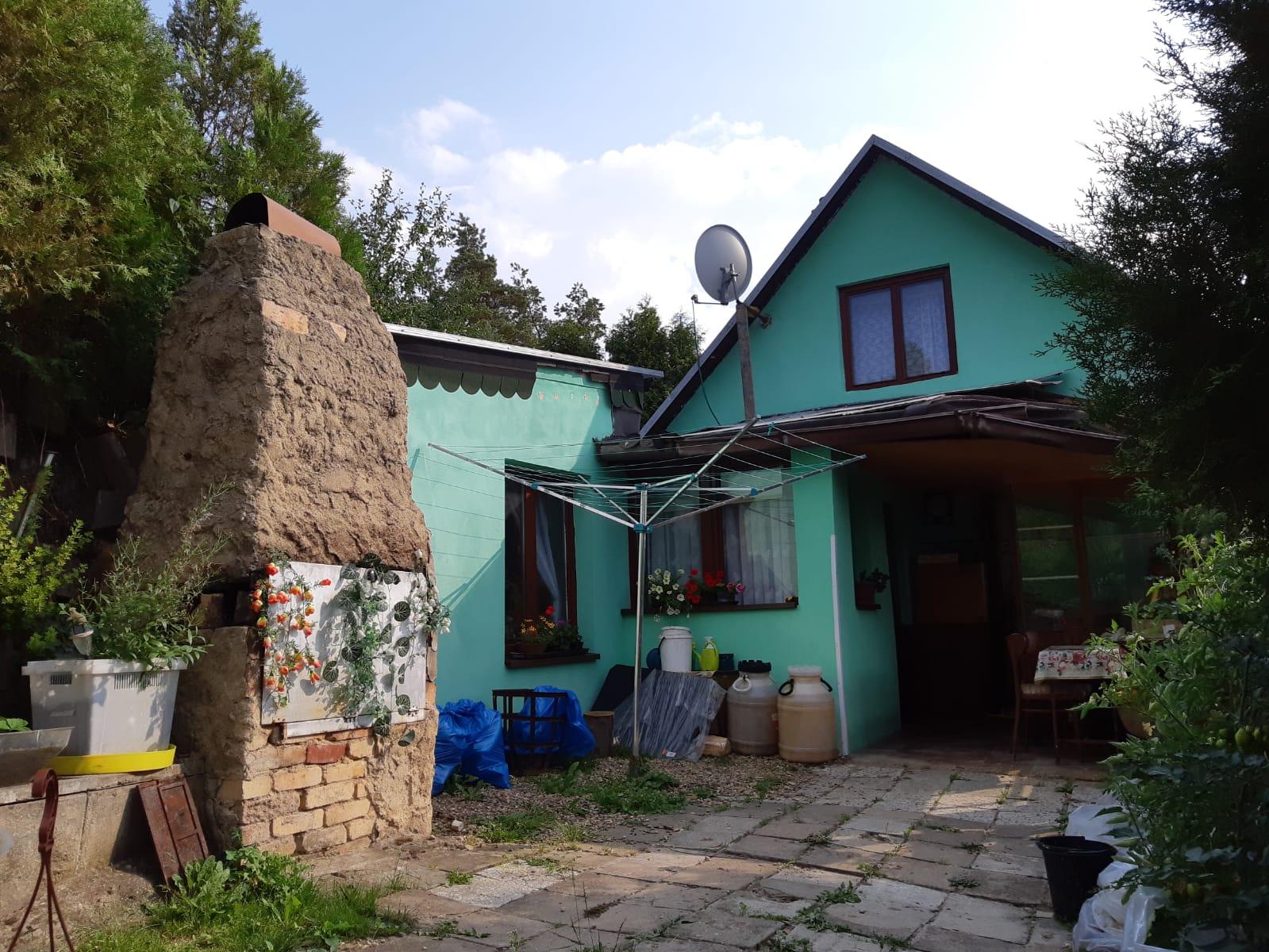 Prodej chaty v Budyni nad Ohří