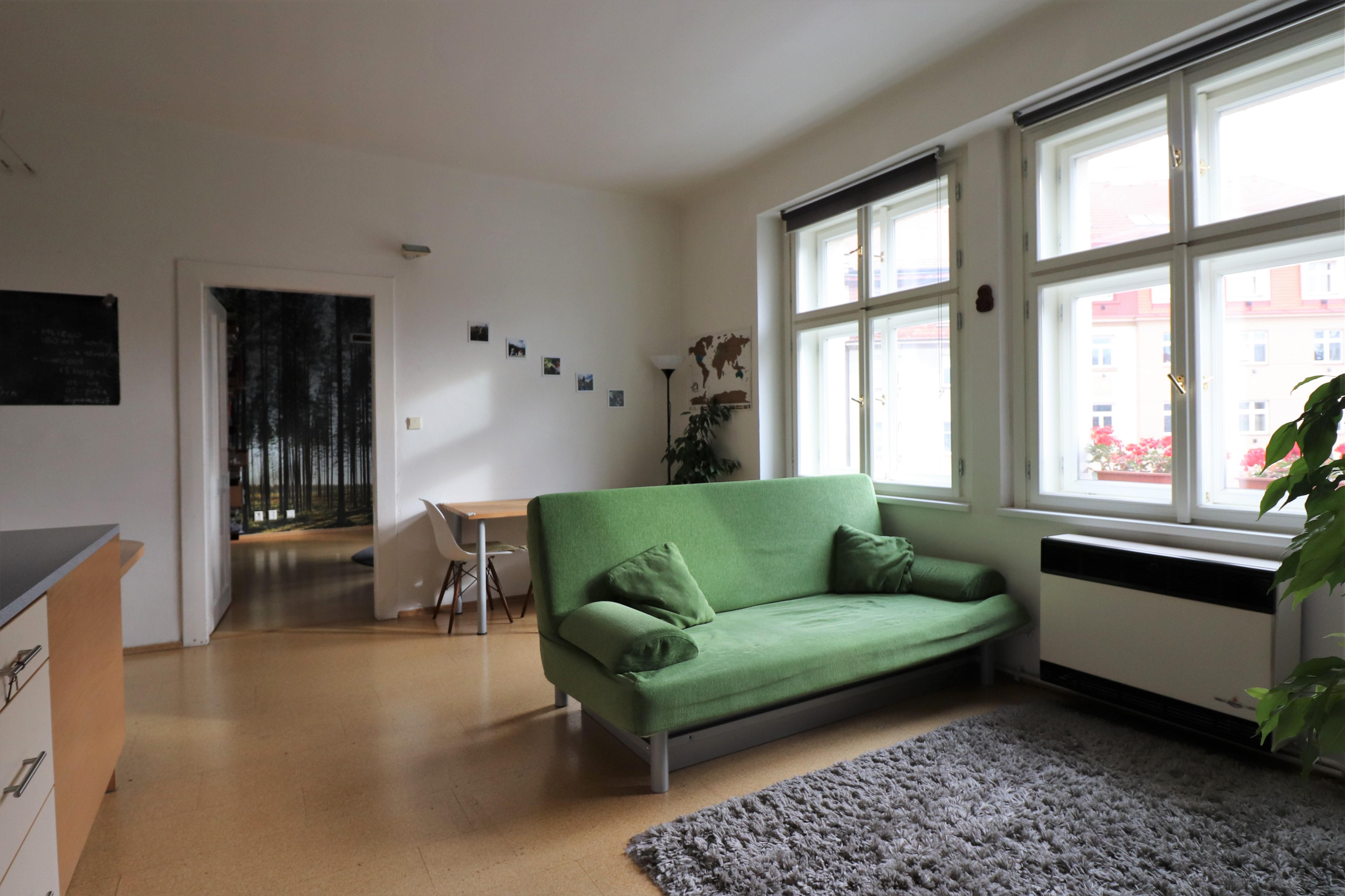 Pronájem bytu 2+kk - Praha 4