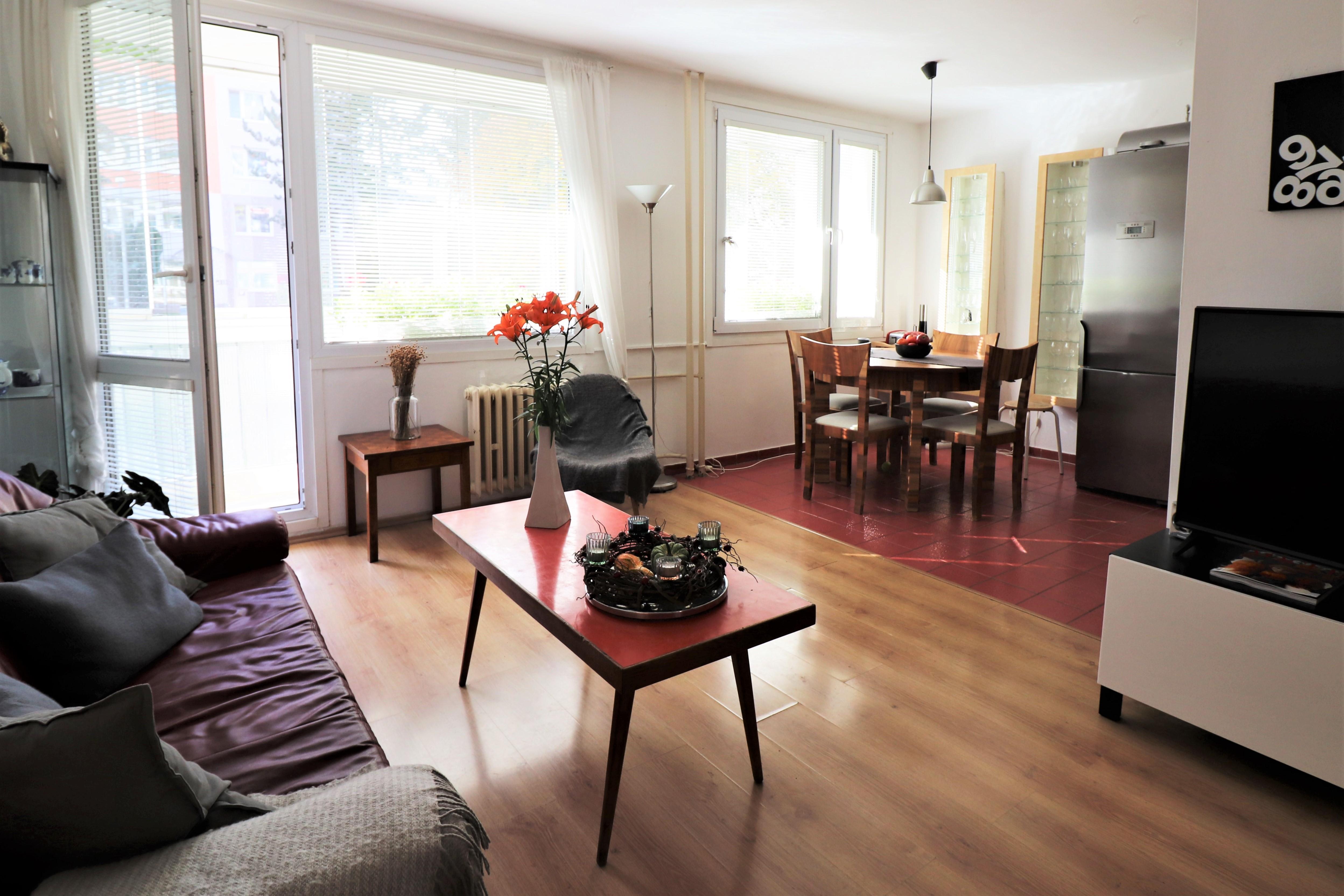 Prodej 3+1 bytu v Podolí