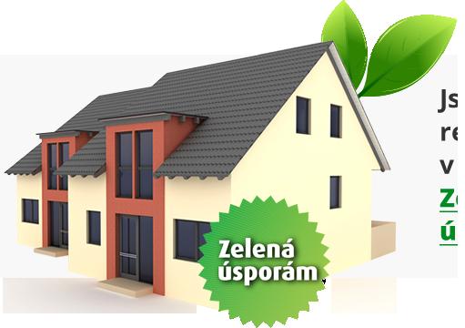 Bosanova - Zelená úsporám