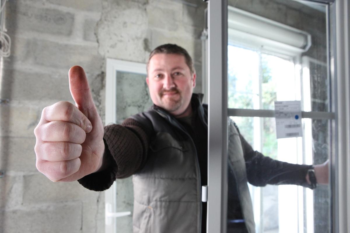 montaz okna
